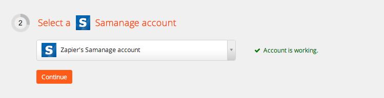 Samanage Account Test