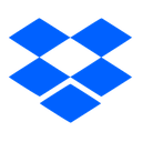 Dropbox integration logo