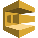 Amazon SQS integration logo
