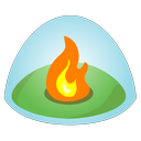 Campfire integration logo