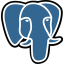 PostgreSQL integration logo