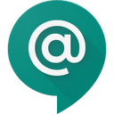 Google Hangouts Chat integration logo