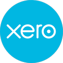 Xero integration logo