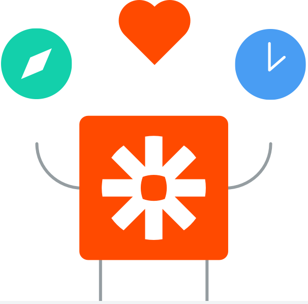 Zapier Time Saved hero image